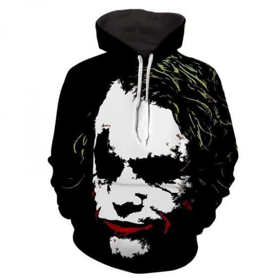 The Freakin Badass Joker Design Full Print Hoodie
