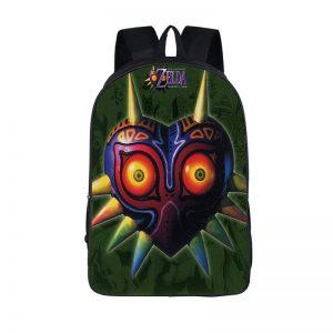 The Legend Of Zelda Majora's Sinister Mask Backpack Bag