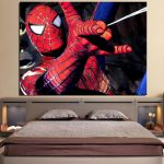 The Spider-Man Ability Style 1pcs Wall Art Canvas Print