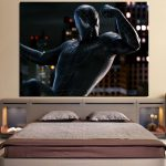 The Strong Dope Spider-Man Design 1pcs Wall Art Canvas Print