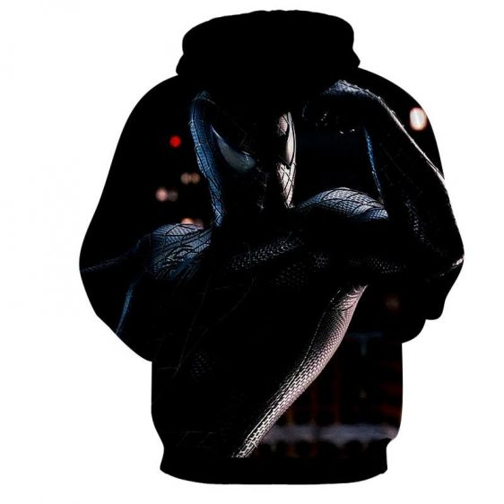 The Strong Dope Spider-Man Full Print Design Cool Hoodie