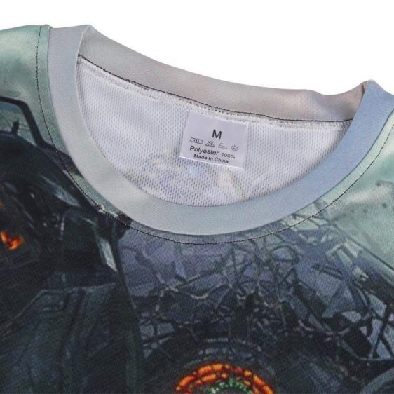 Ultimate Optimus Prime Transformer Autobot Stunning Posture Gym T-shirt