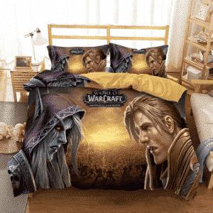 World of Warcraft Battle for Azeroth Cinematic Bedding Set