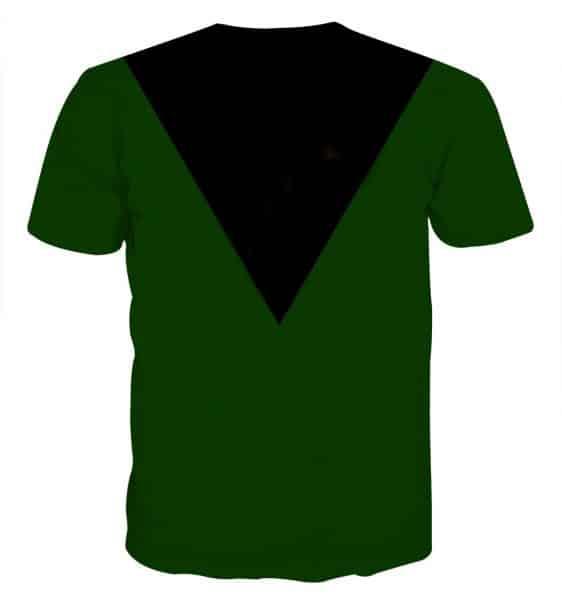 X-Men Dark Phoenix Superhero Green Uniform Cosplay T-Shirt
