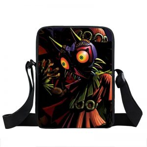 The Legend Of Zelda Majora's Mask Artistic Cross Body Bag