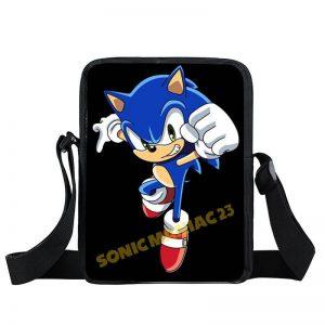 Sega Classic Sonic The Hedgehog Simple Cross Body Bag