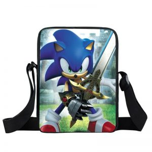Sonic And The Black Knight Epic Caliburn Sword Cross Body Bag