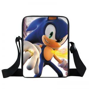 Sonic The Hedgehog Secret Rings Shahra Ring Cross Body Bag