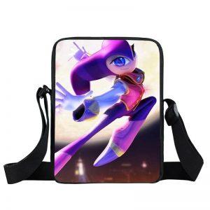 Sega Nights Into Dreams Fantasy Action Cross Body Bag