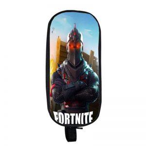 Fortnite Battle Royale Armored Black Knight Skin Pencil Case