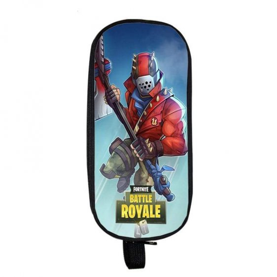 Fortnite Battle Royale Rust Lord Storm Scavenger Pencil Case