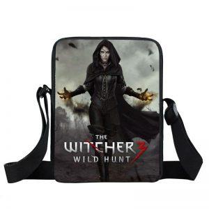 The Witcher 3 Wild Hunt Powerful Yennefer Wrath Cross Body Bag