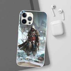 Assassin's Creed IV Black Flag Edward Kenway iPhone 12 Case