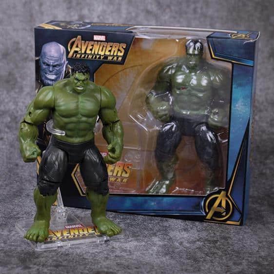 Avengers Infinity War Incredible Hulk Action Figure