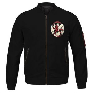 Agent of S.H.I.E.L.D x HYDRA Awesome Black Bomber Jacket