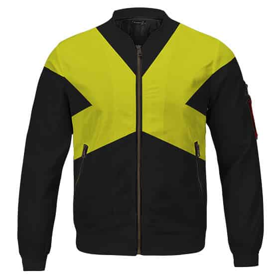 Awesome X-men First Class Uniform Cosplay Costume Bomber Jacket