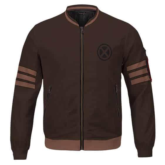 X-men Wolverine Logan Iconic Jacket Costume Cosplay Bomber Jacket