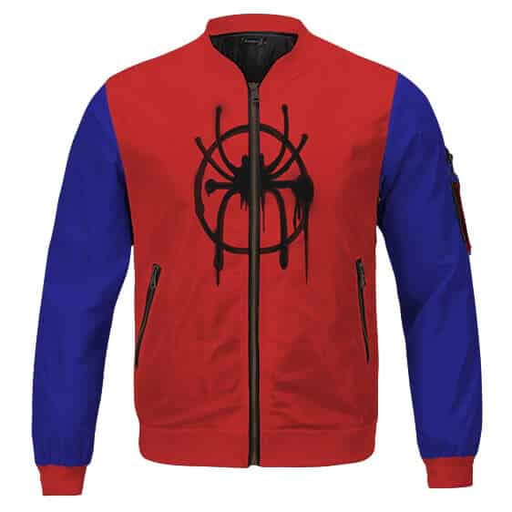 Spider-Man Homecoming Costume Cosplay Letterman Jacket