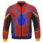 Spider-Man Endgame Iron Spider Suit Cosplay Bomber Jacket