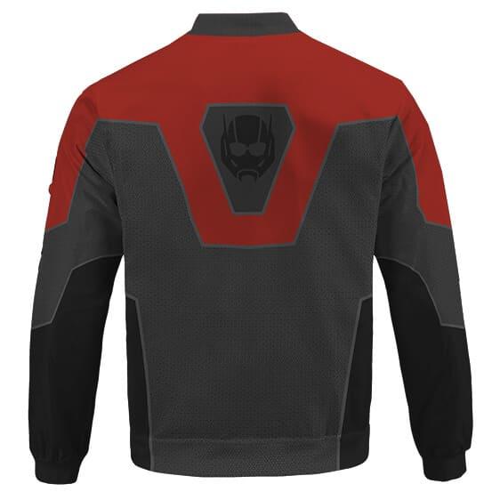 Awesome Ant-Man Scott Lang Costume Cosplay Dope Varsity Jacket