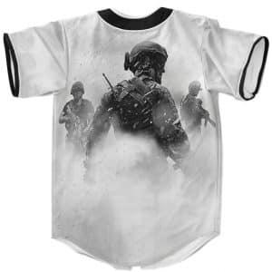 Awesome Call Of Duty Black Ops Operators Dope Baseball Shirt