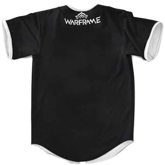 Warframe Stalker Sigil Logo Amazing Black Baseball Jersey
