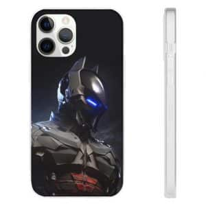 Batman The Dark Knight Black iPhone 12 Fitted Cover