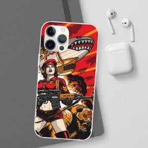 C&C Red Alert 3 Soviet Kirov Natasha Volkova iPhone 12 Case