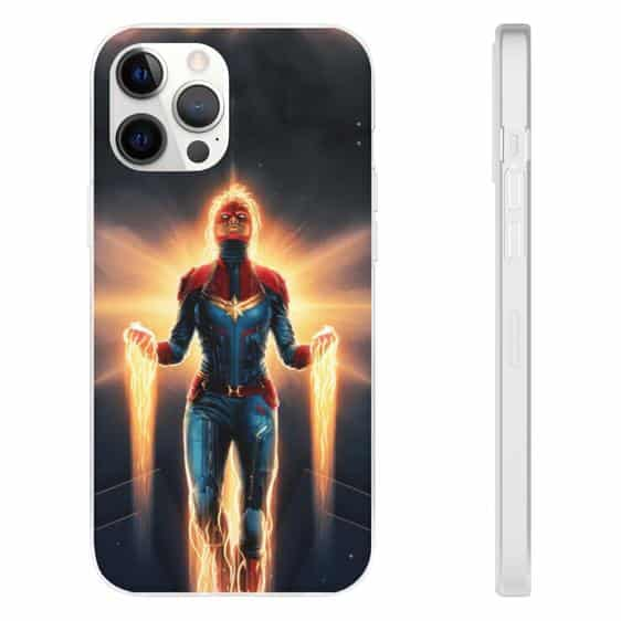 Captain Marvel Superhuman Strength And Speed iPhone 12 Case