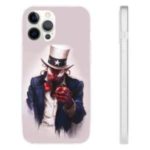 Carnage Supervillain Army Recruit Parody iPhone 12 Cover