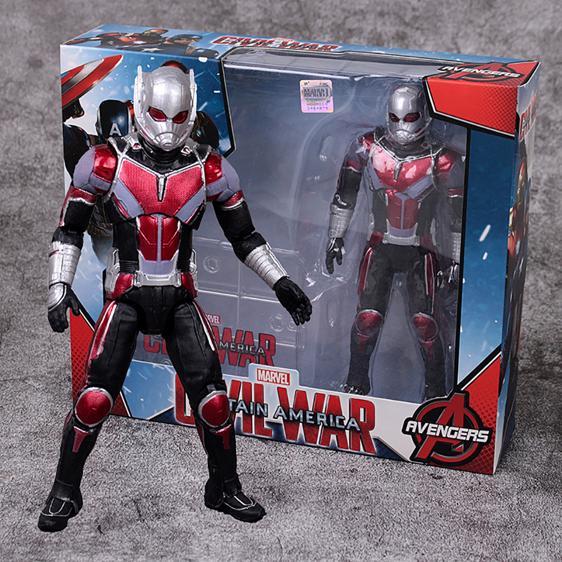 Civil War Avengers Ant-Man Specialized Suit Action Figure