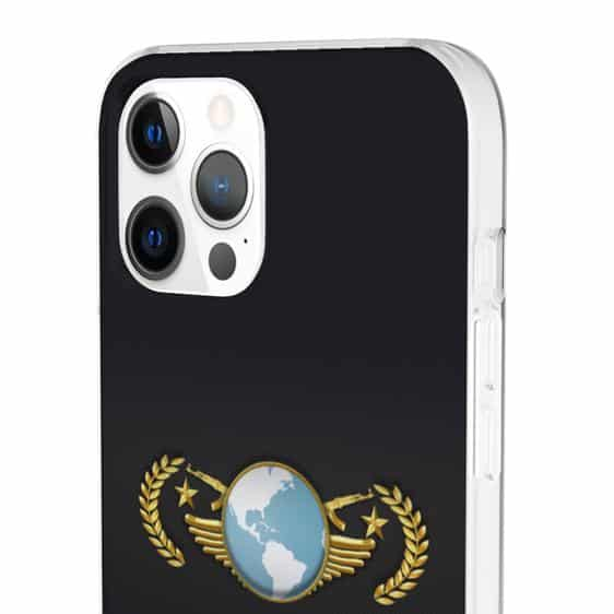 Counter-Strike GO Global Elite Badge iPhone 12 Cover