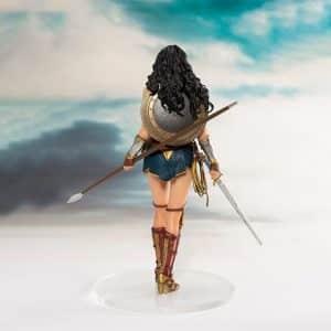 DC Comics Justice League Wonder Woman Statue Figure
