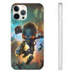 Destroy All Humans Cold War Alien Invasion iPhone 12 Case