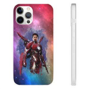 Dope Tony Stark Iron Man Mark 85 Armor iPhone 12 Case