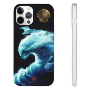 Dota 2 Morphling with Aegis of Immortal iPhone 12 Cover