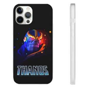 Great Titan Thanos Colours Art Style iPhone 12 Cover