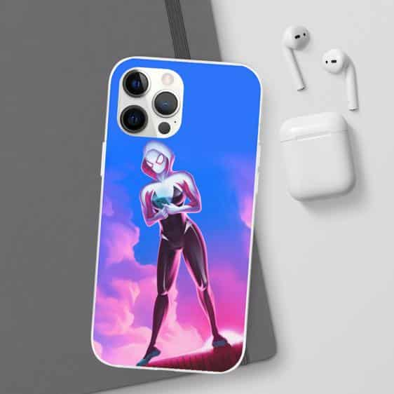 Gwendolyn Stacy Into the Spider-Verse iPhone 12 Case