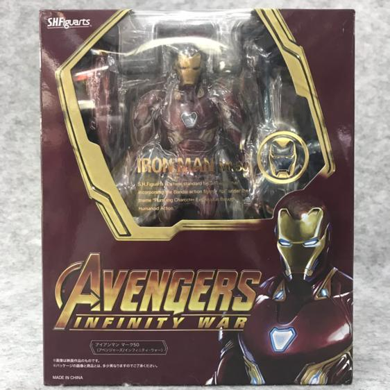 Iron Man MK50 Armor Infinity War Movable Joint Action Figure