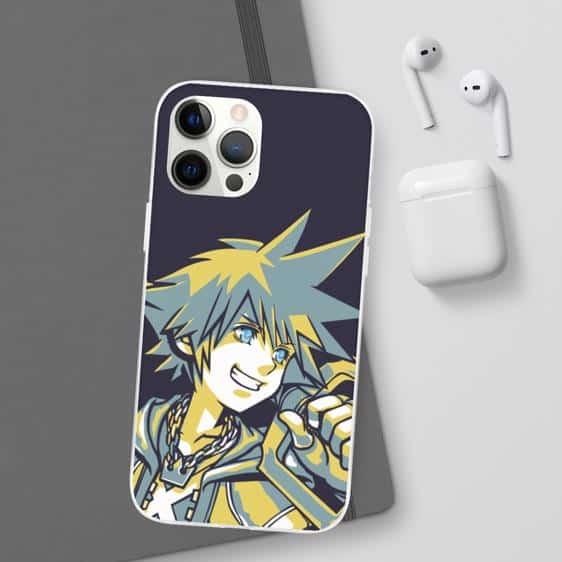 Kingdom Hearts Main Protagonist Sora Dope iPhone 12 Case