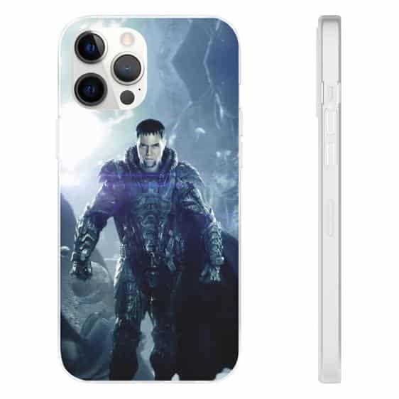 Man of Steel Supervillain General Zod iPhone 12 Case