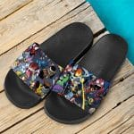 Marvel Adventures Baby Heroes Clashing Adorable Slides