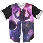 Marvel Cosmic Entity Galactus Silhouette Epic MLB Uniform