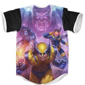 Marvel Future Fight X-Men Heroes Assemble Cool MLB Uniform