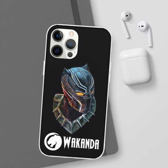 Marvel's Black Panther Wakanda Forever iPhone 12 Cover