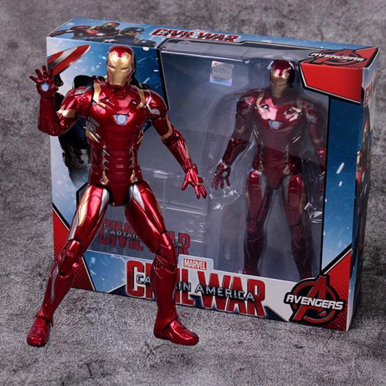 Marvel's Civil War Avengers Iron Man Action Figure