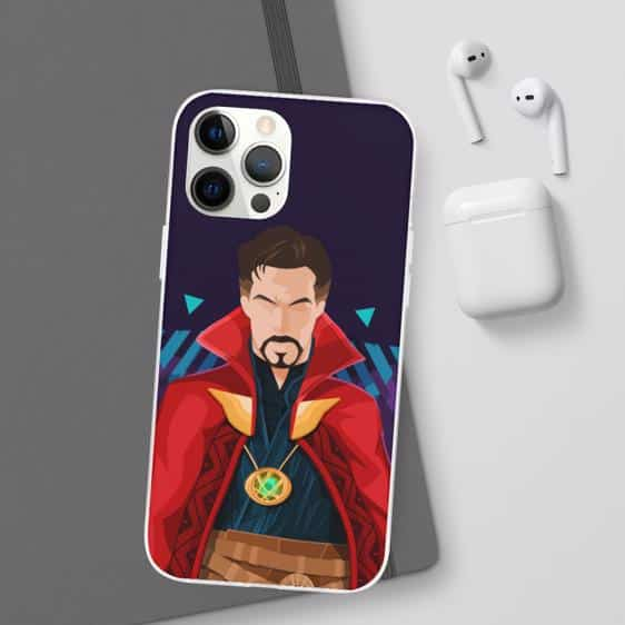 Marvel's Doctor Strange Colours Image Art iPhone 12 Cover