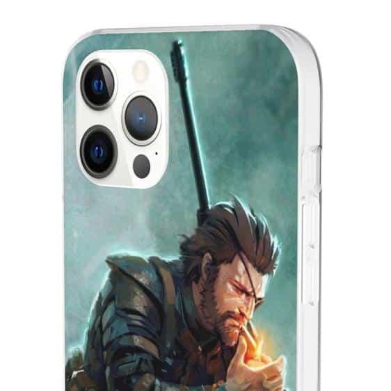 Metal Gear Naked Snake M4 Custom Weapon iPhone 12 Case