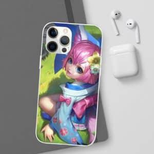Mobile Legends Cute Nana Wind Fairy Skin iPhone 12 Case