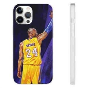 NBA 2K21 Mamba Edition Kobe Bryant Purple iPhone 12 Case
